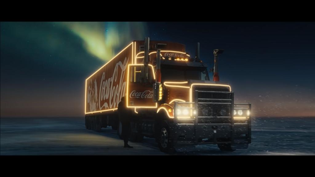 Elszökött egy fiú, hogy megkeresse a Coca-Cola teherautóját