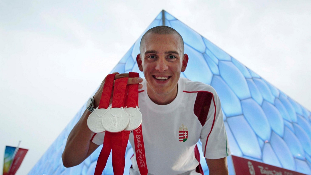 Cseh Laci már a tokiói olimpiára edz