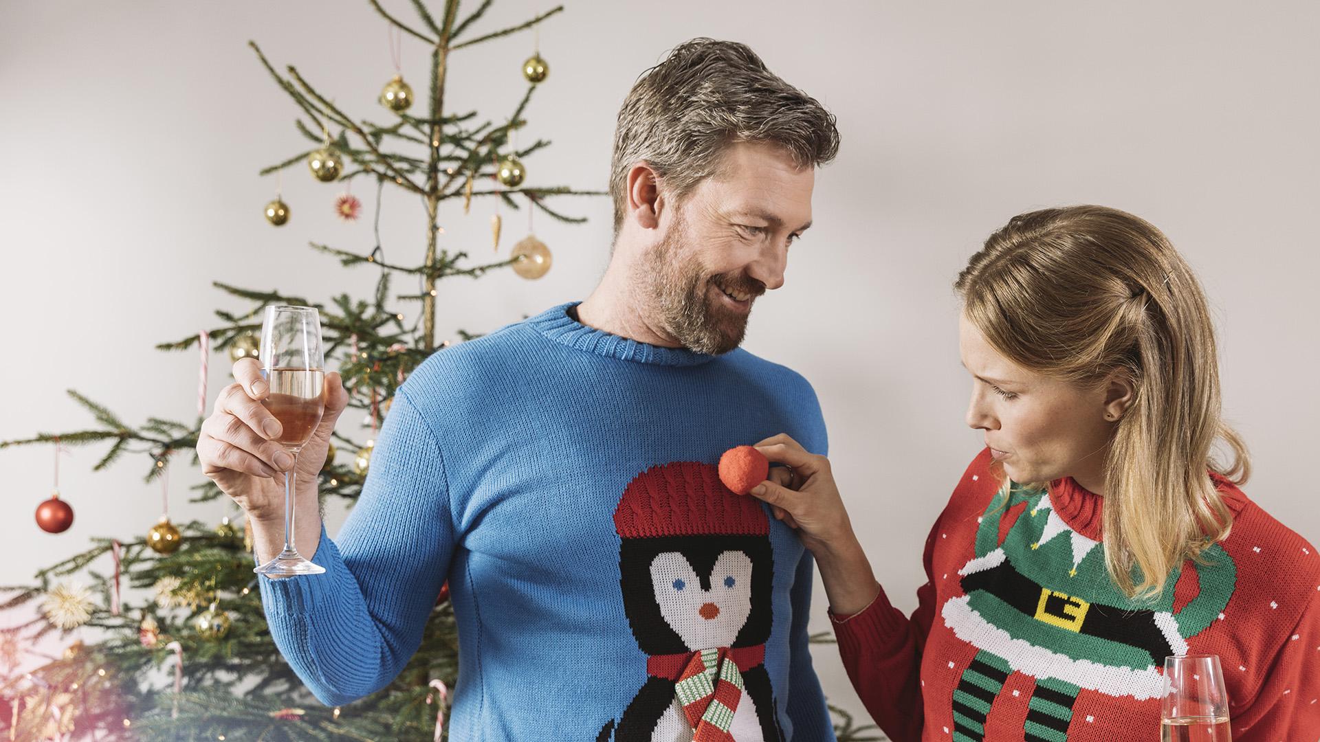 Csúnya karácsonyfa