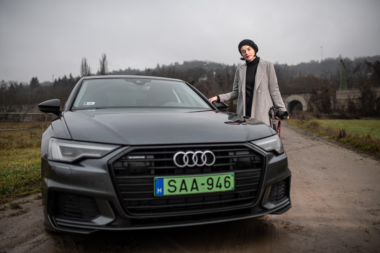 Hibrid Audi