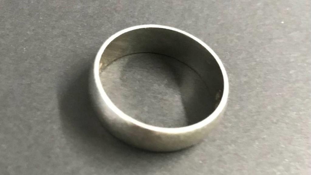 Előkerült az elveszett gyűrű