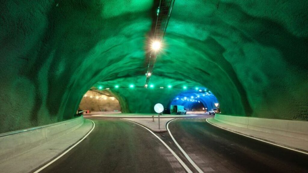 Csodálatos víz alatti alagút nyílik a Feröer-szigeteken