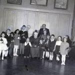 Mikulás a 40-es években