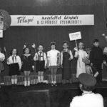 Mikulás az 50-es években