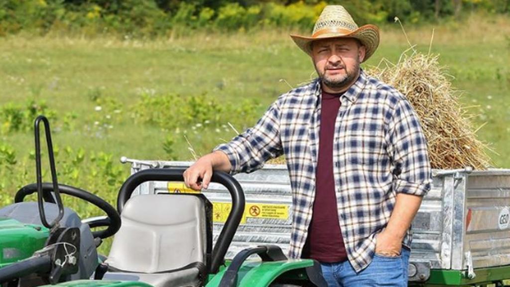 Gáspár Zsolti a Farm VIP gazdájaként