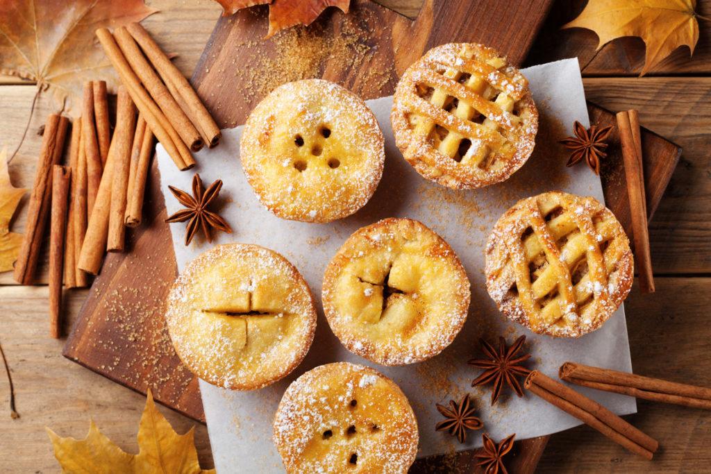 A karácsony legcukibb finomsága: mini-pite