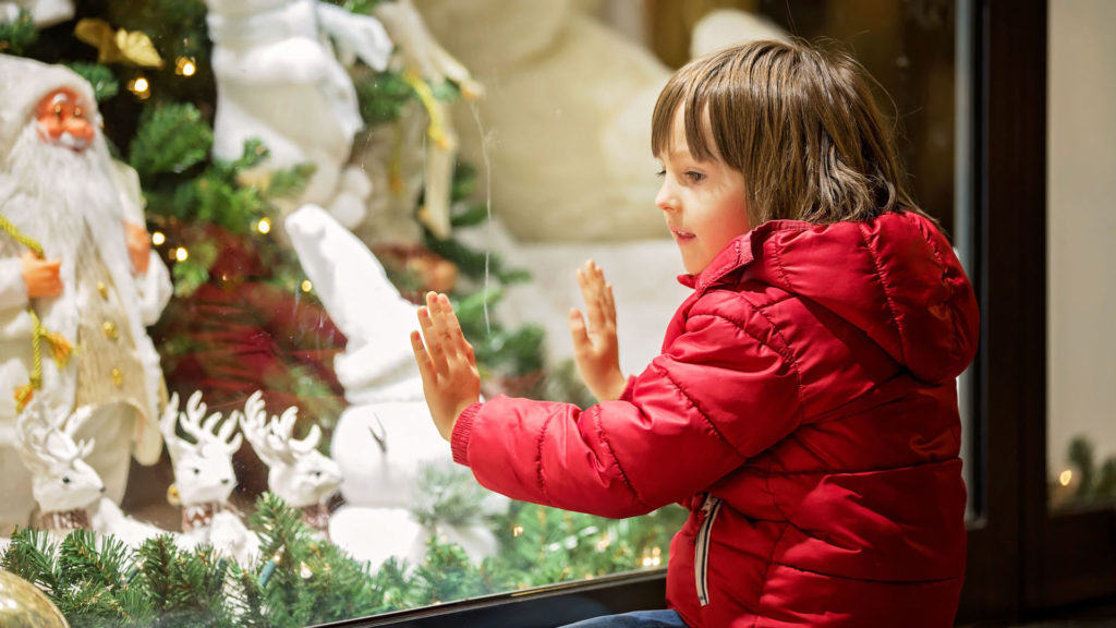 Hisztizik a gyerek karácsonykor? Ez a megoldás!