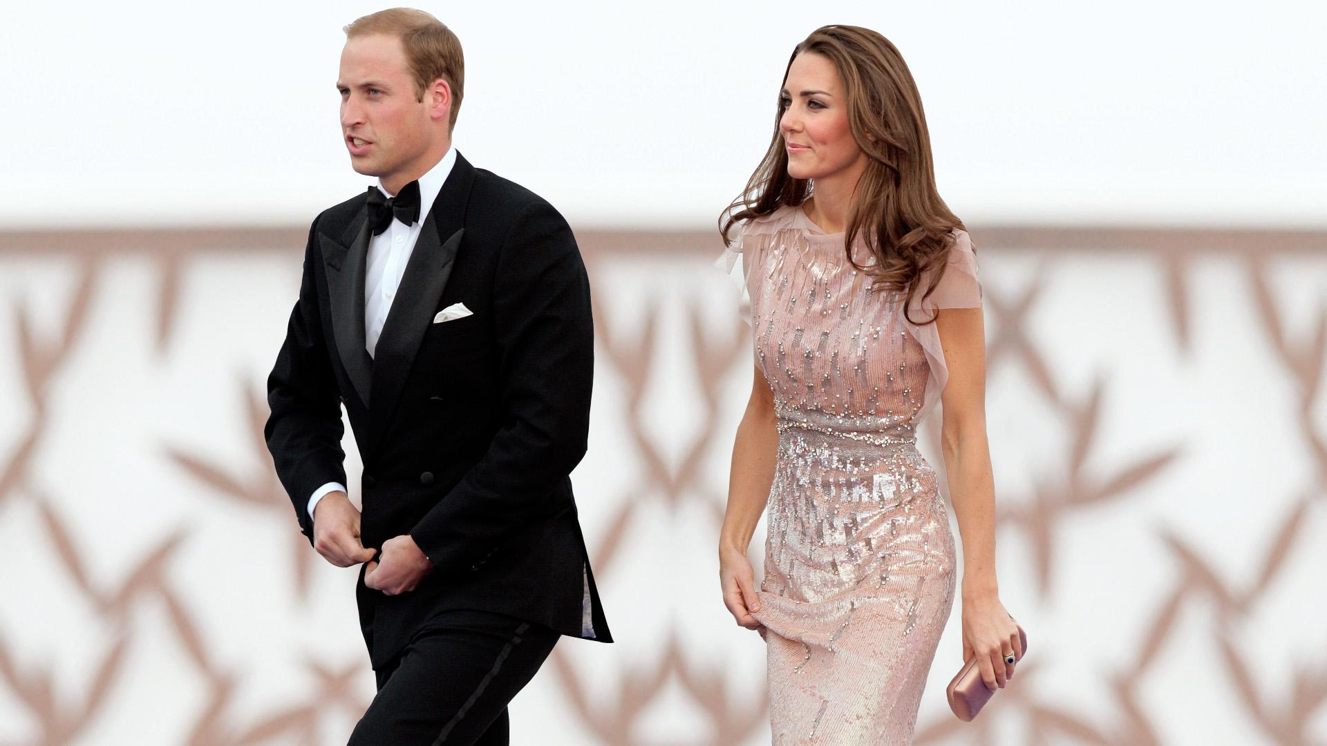 A brit királyi család 10 legpazarabb estélyi ruhája
