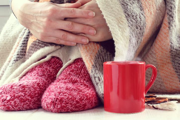 Felfázás télen