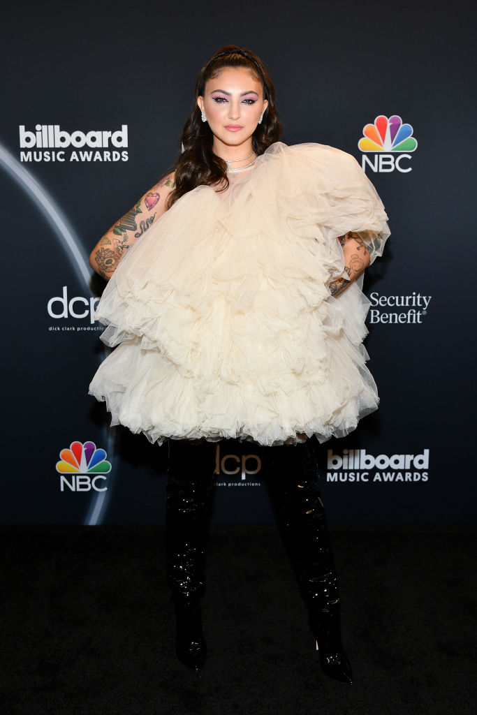 Julia Michaels a Billboard-gálán