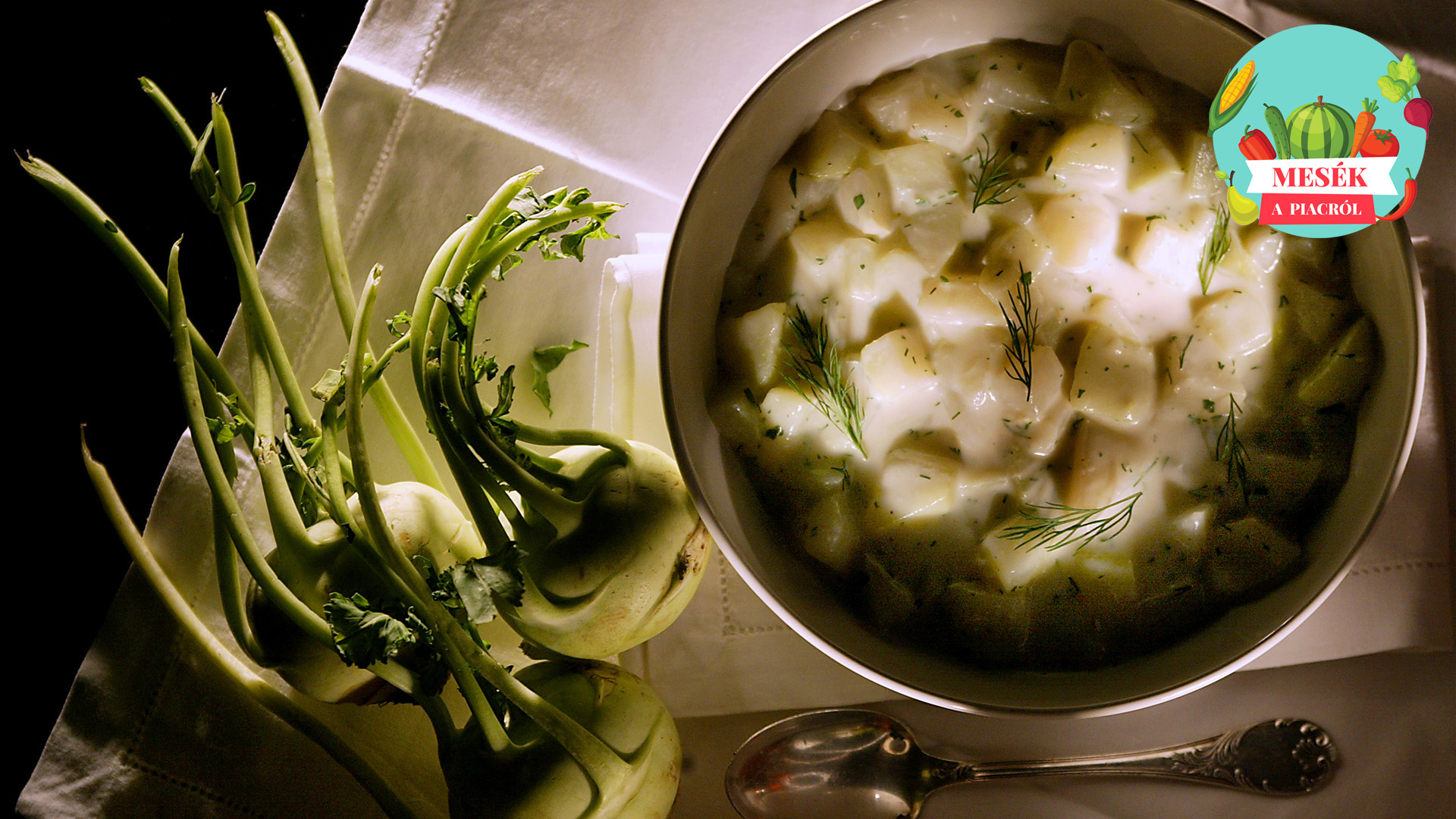 Karalábé, a kedves, de valójában felejthető zöldség