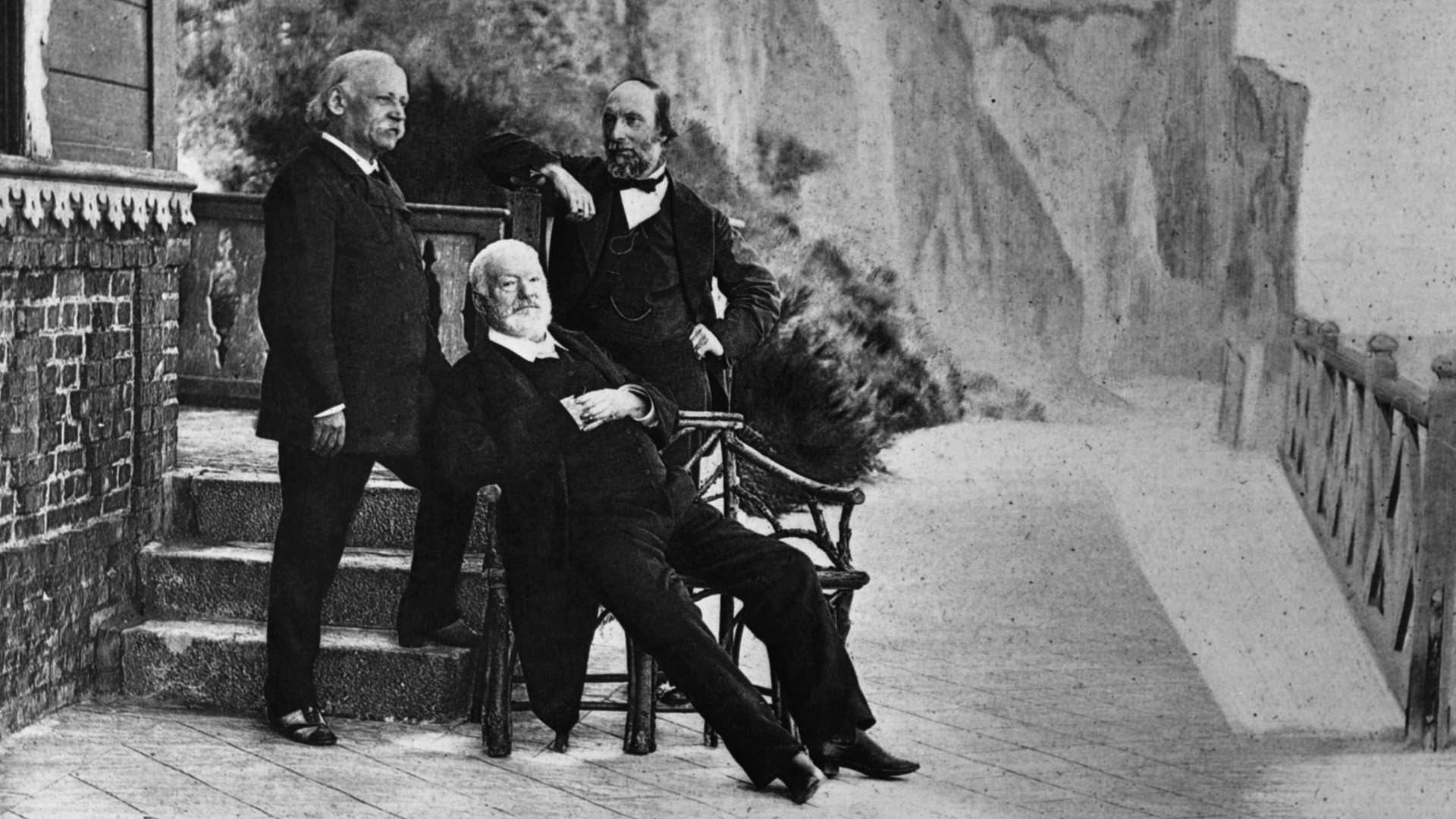 dr. Gruby Victor Hugot is meggyógyította