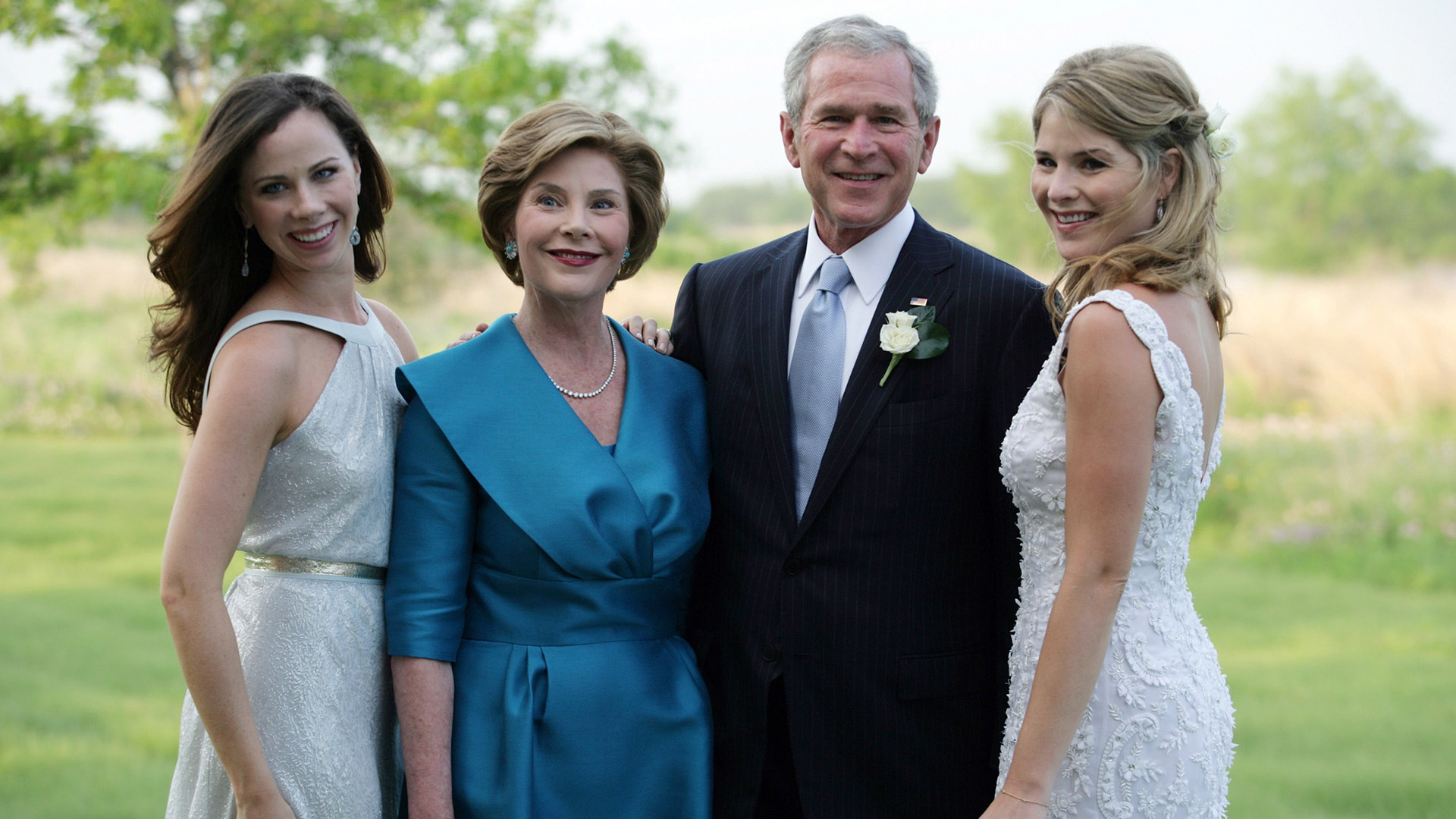 George W. és Laura Bush lányai: Barbara, Jenna