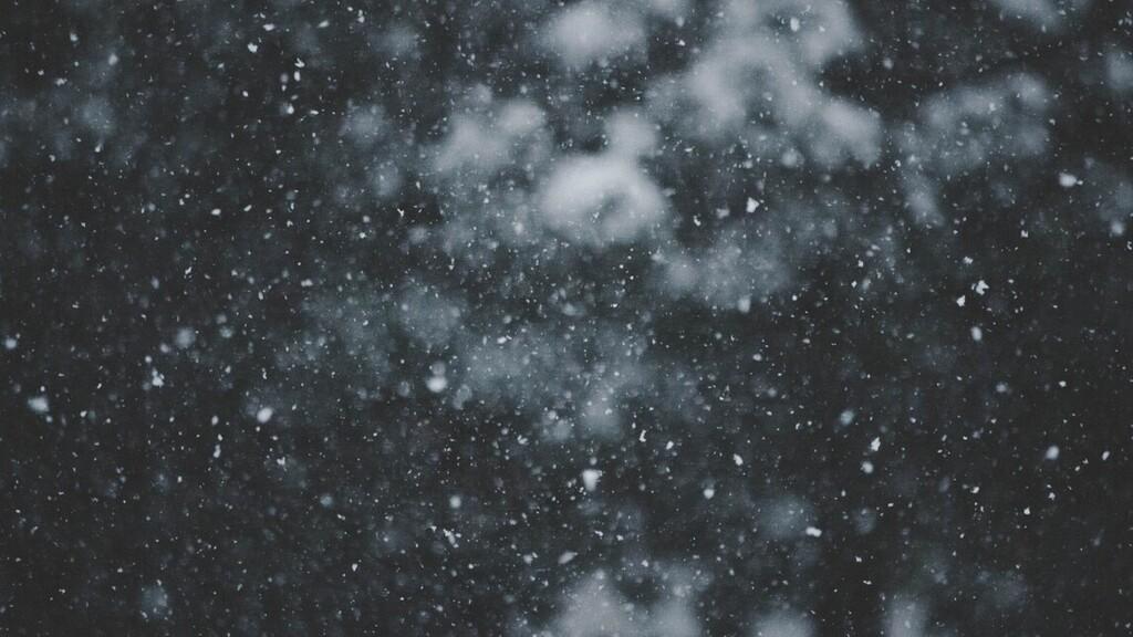 Vasárnap több helyen lehet havazás