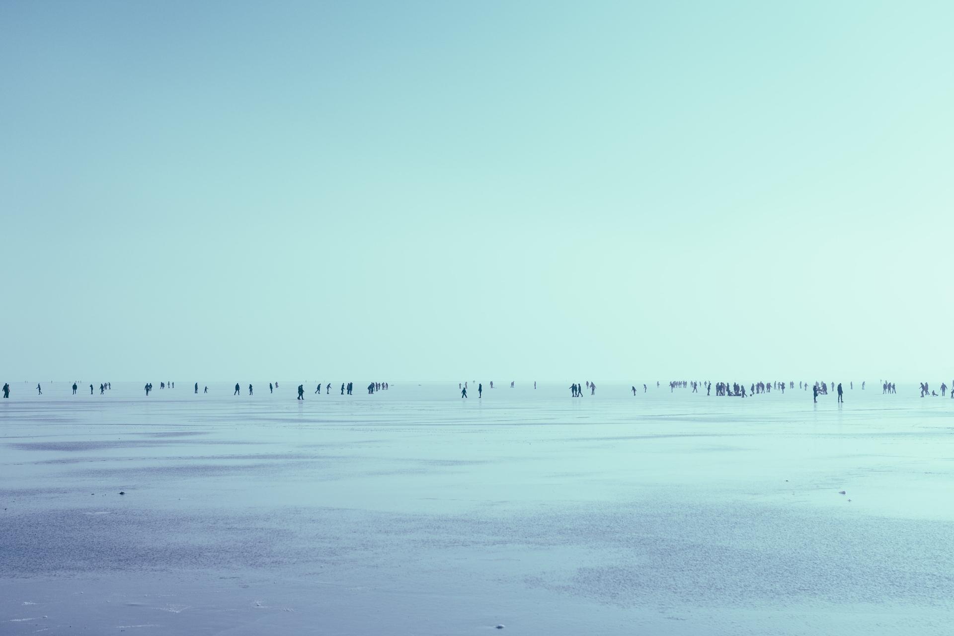 Jégvarázsos téli tájak