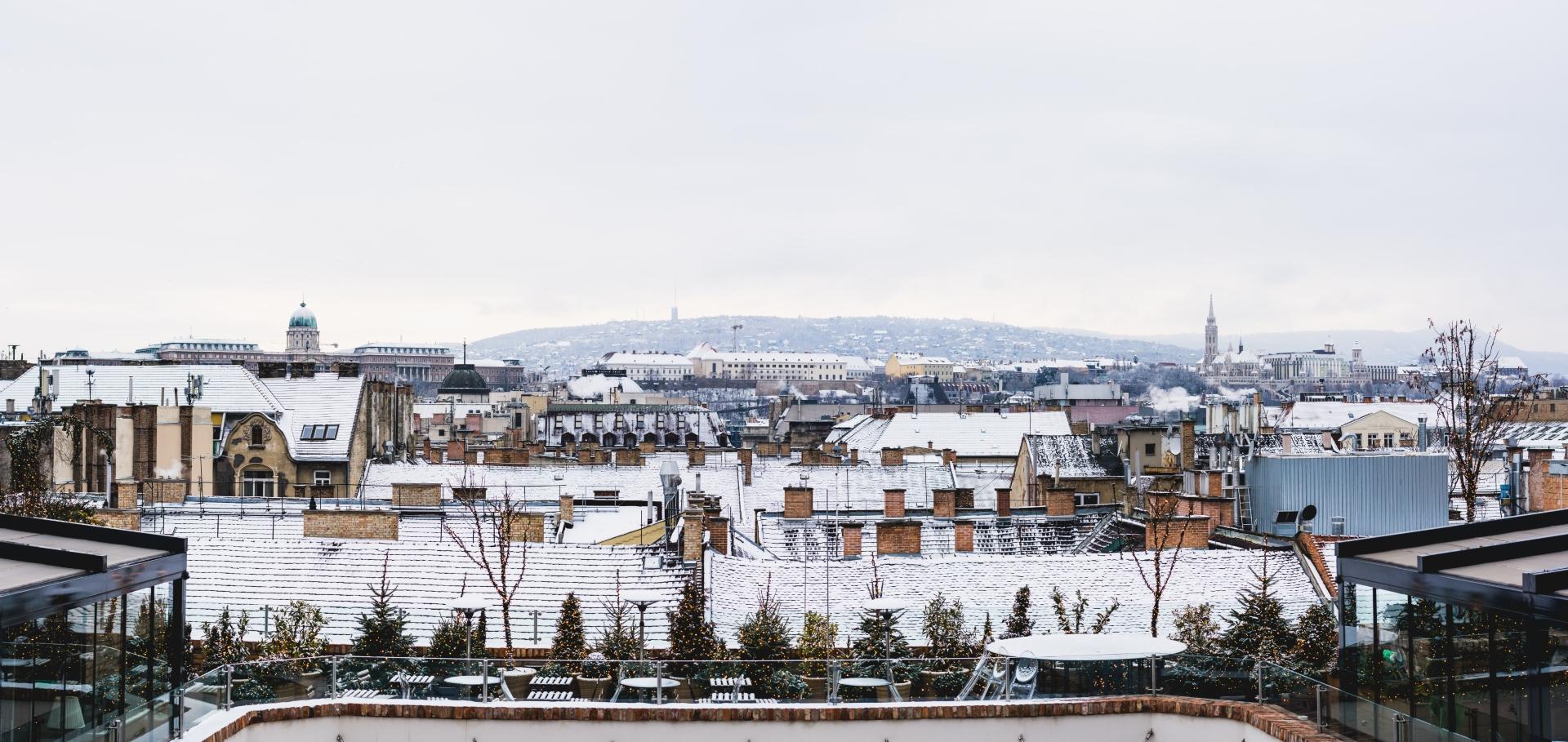 Amikor Budapestből Jégvarázs lesz