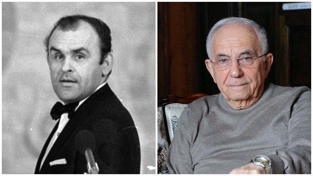 Hofi Géza és Vitray Tamás