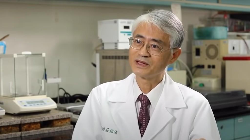 Csuang Jin-csing a Sky News riportfilmjében