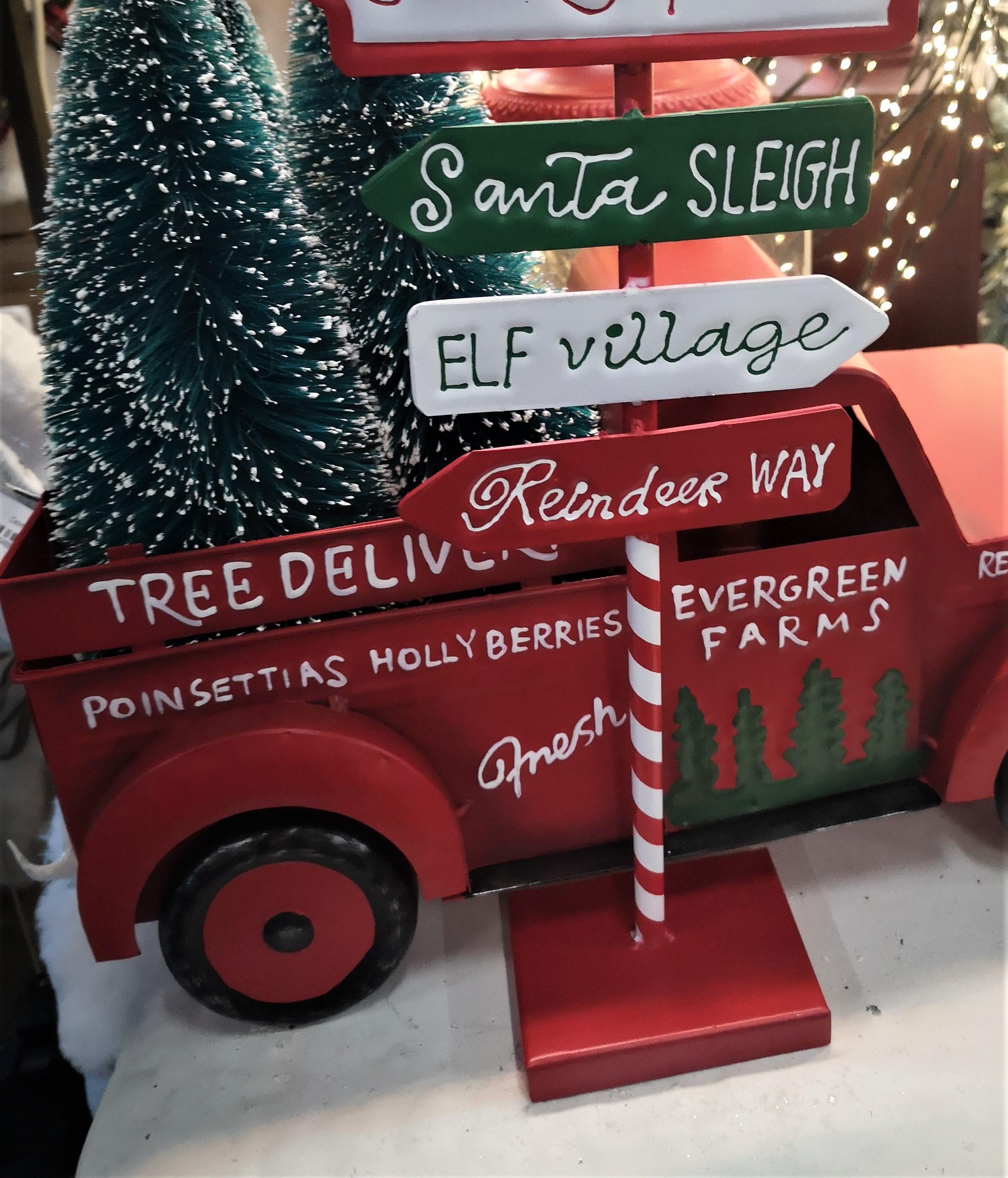 Karácsony mese dekoráció