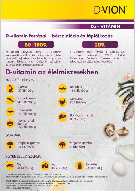 D-VION infografika