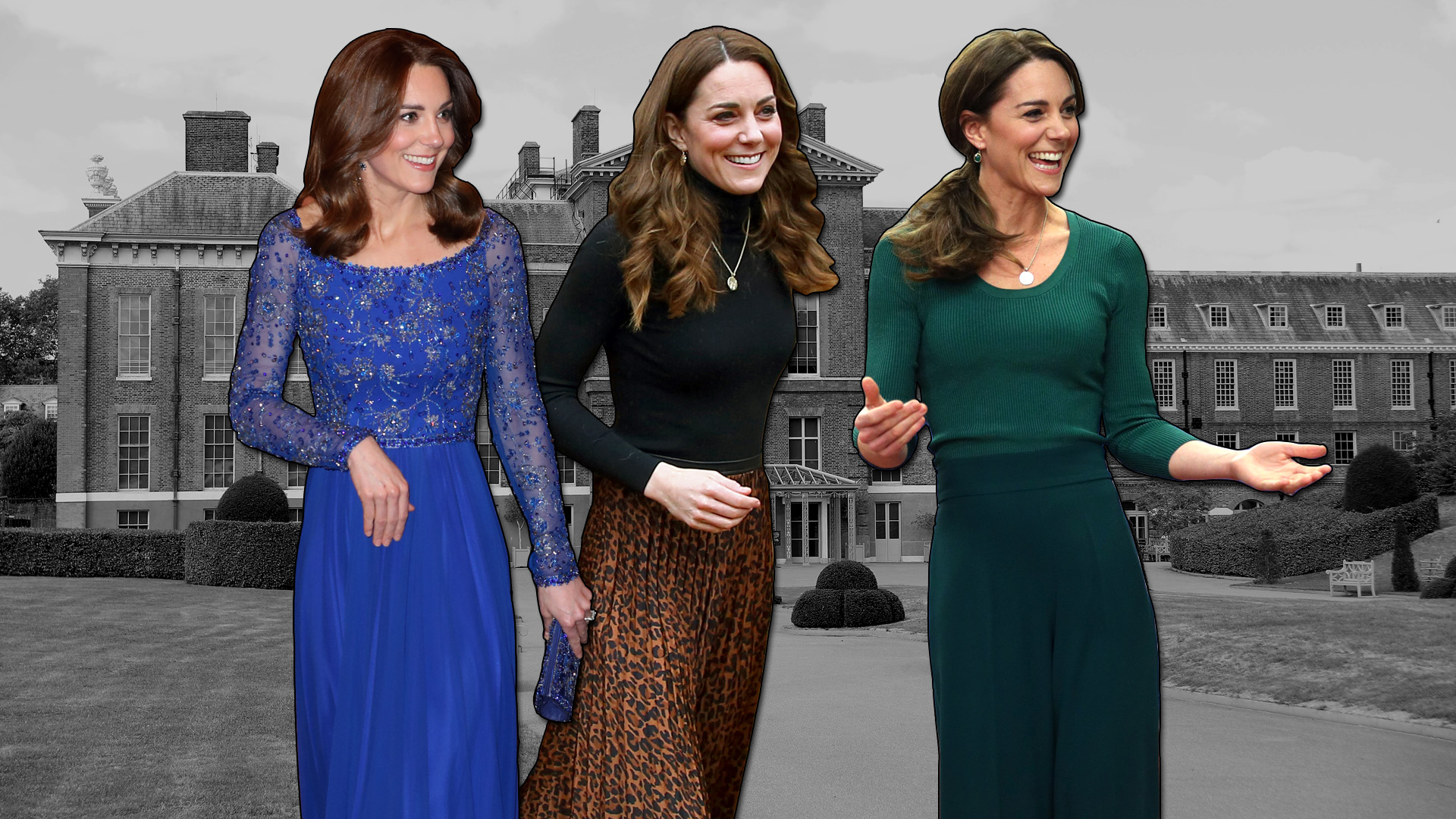 Katalin hercegné stílusának 2020 sem ártott meg
