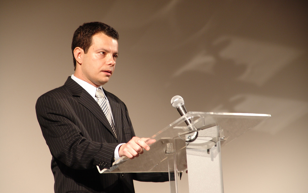 Szetey Gábor, a Gyurcsány-kormány személyügyi államtitkára