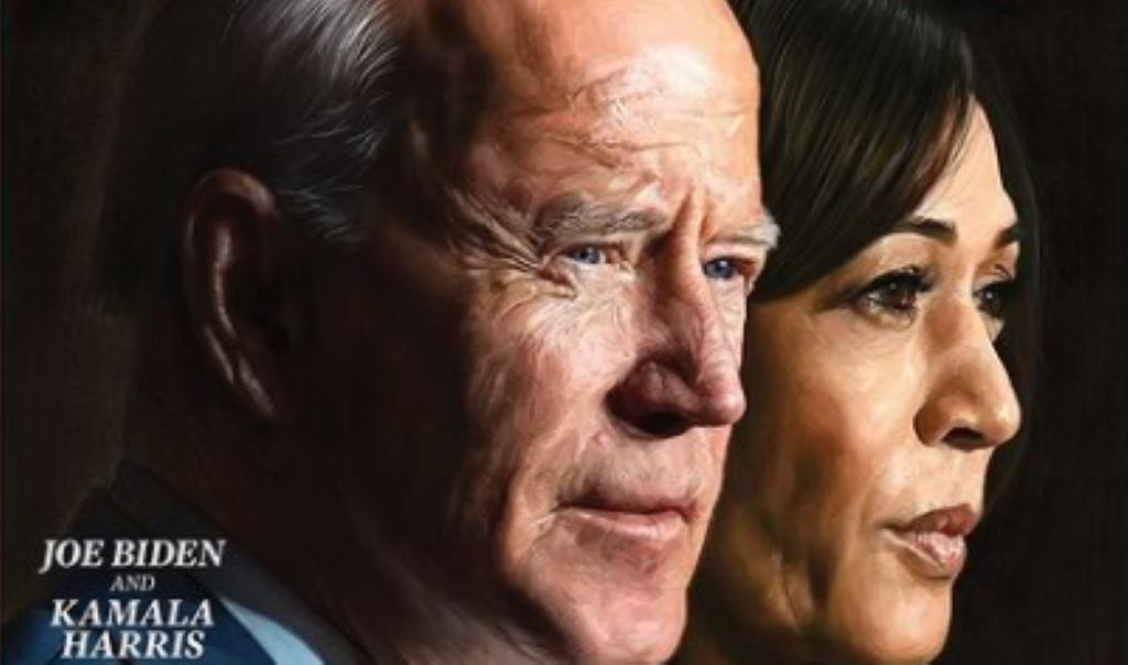 Az év embere: Joe Biden és Kamala Harris
