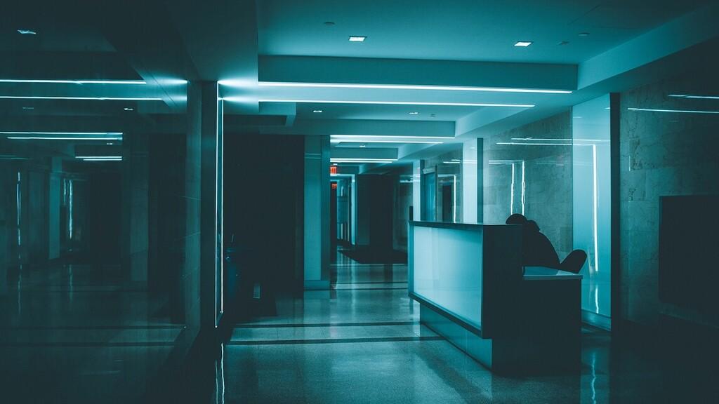 kórház, koronavírusos,