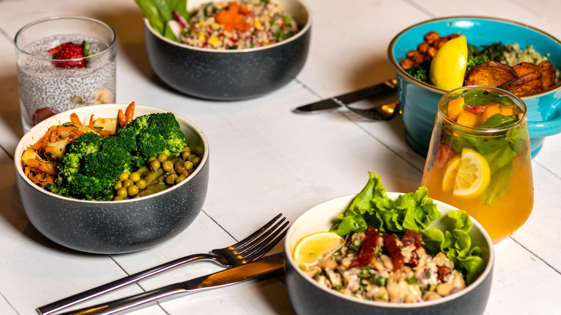 A színes ételek hatása az egészsgére