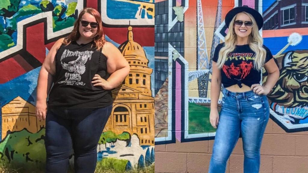 60 kilót fogyott, a barátai mégis beszóltak neki