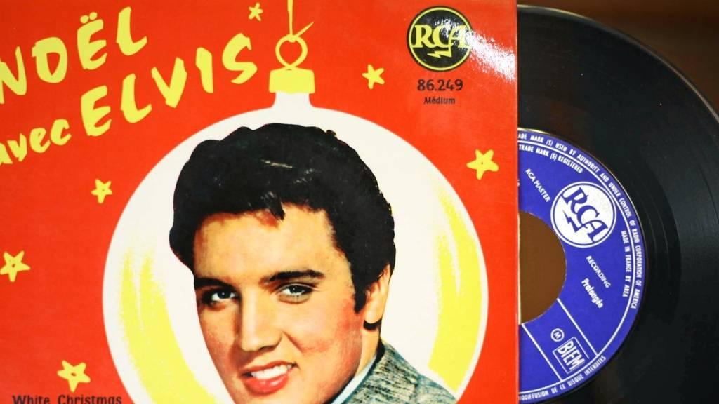 Elvis Presley karácsony