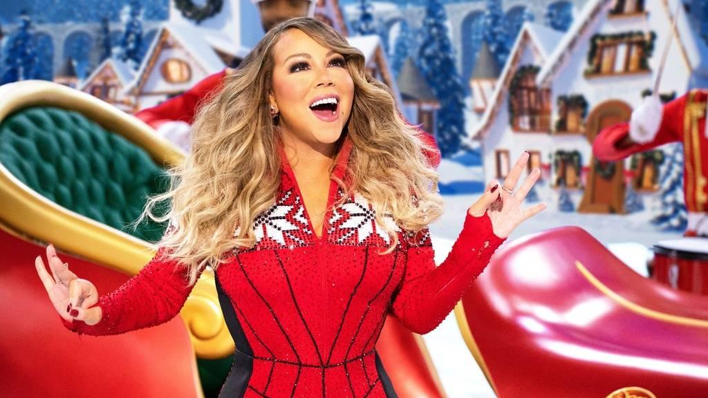 Mariah Carey karácsonyi dala