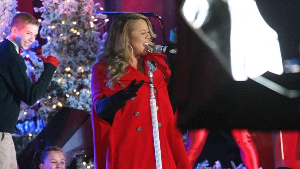 Mariah Carey karácsonykor