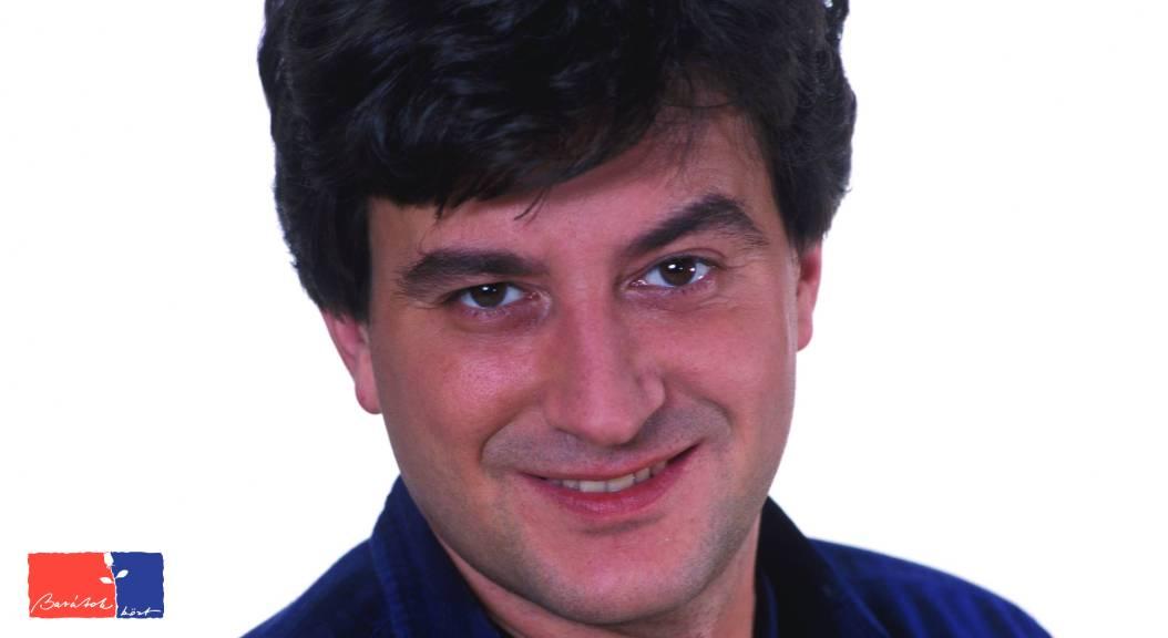 Tihanyi Tóth Csaba, a Barátok közt főszereplője