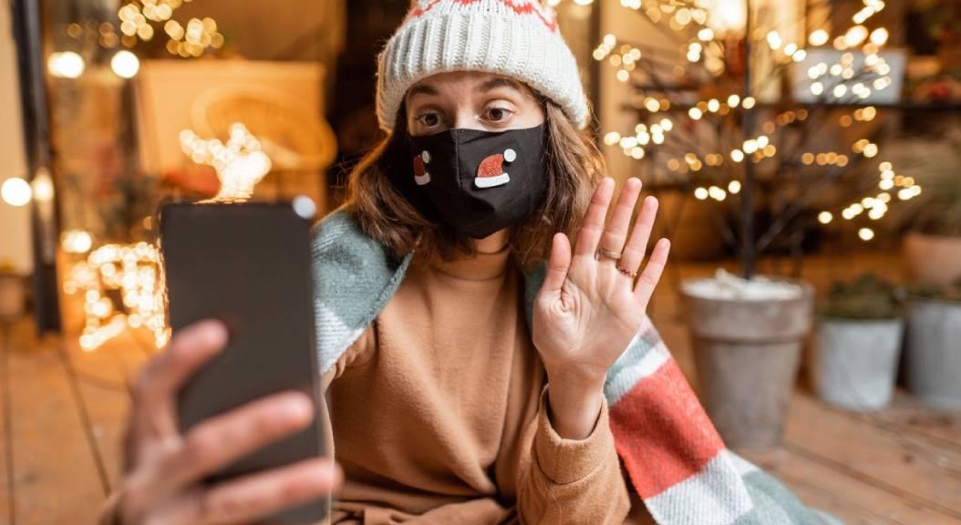 Online karácsony 2020