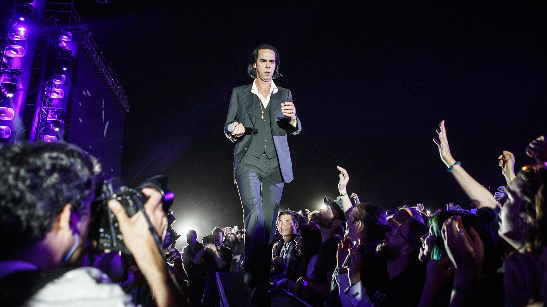 Nick Cave and the Bad Seeds koncert