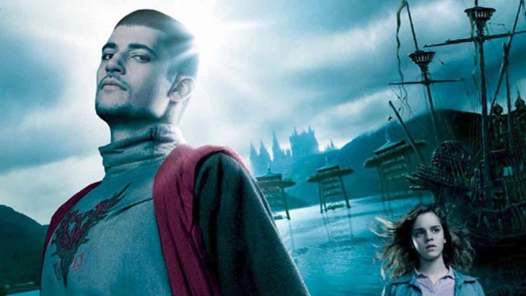Szexi férfi lett a Viktor Krum a Harry Potterből