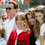 Arnold Schwarzenegger és családja