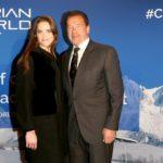 Arnold és Christina Schwarzenegger