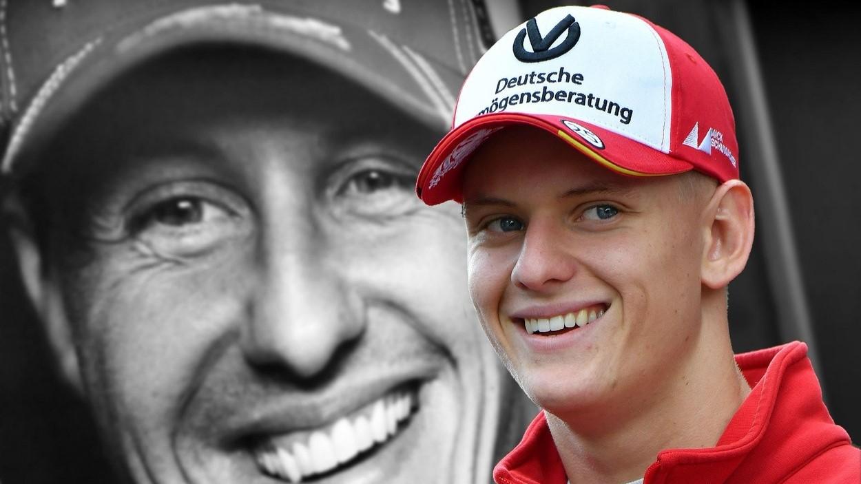 Mick Schumacher 2021-től a Haas Forma-1-es csapat tagja lesz.