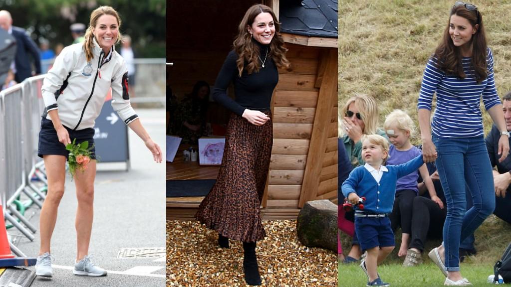 Katalin hercegné ritkán hordott ruhái