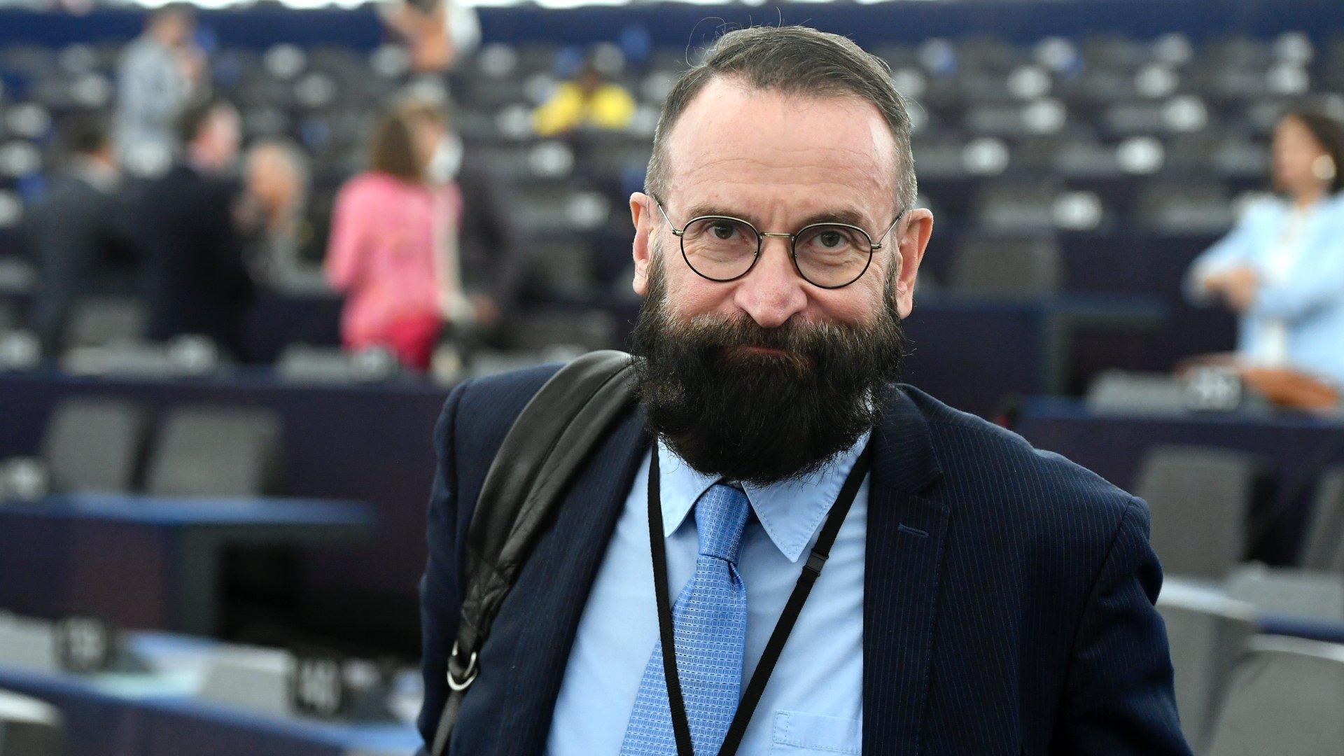 Szájer József fideszes európai parlamenti képviselő