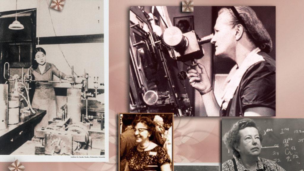 tudós nők