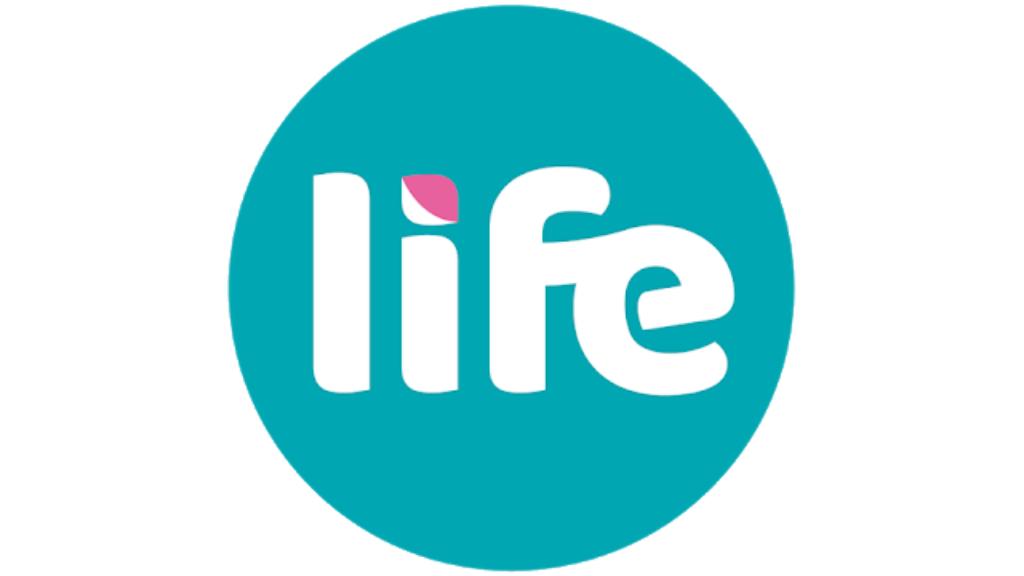 Life TV logó