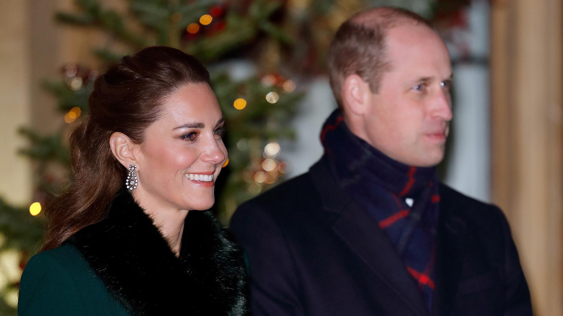Nyilvánosságra hozták Vilmos hercegék idei karácsonyi családi fotóját