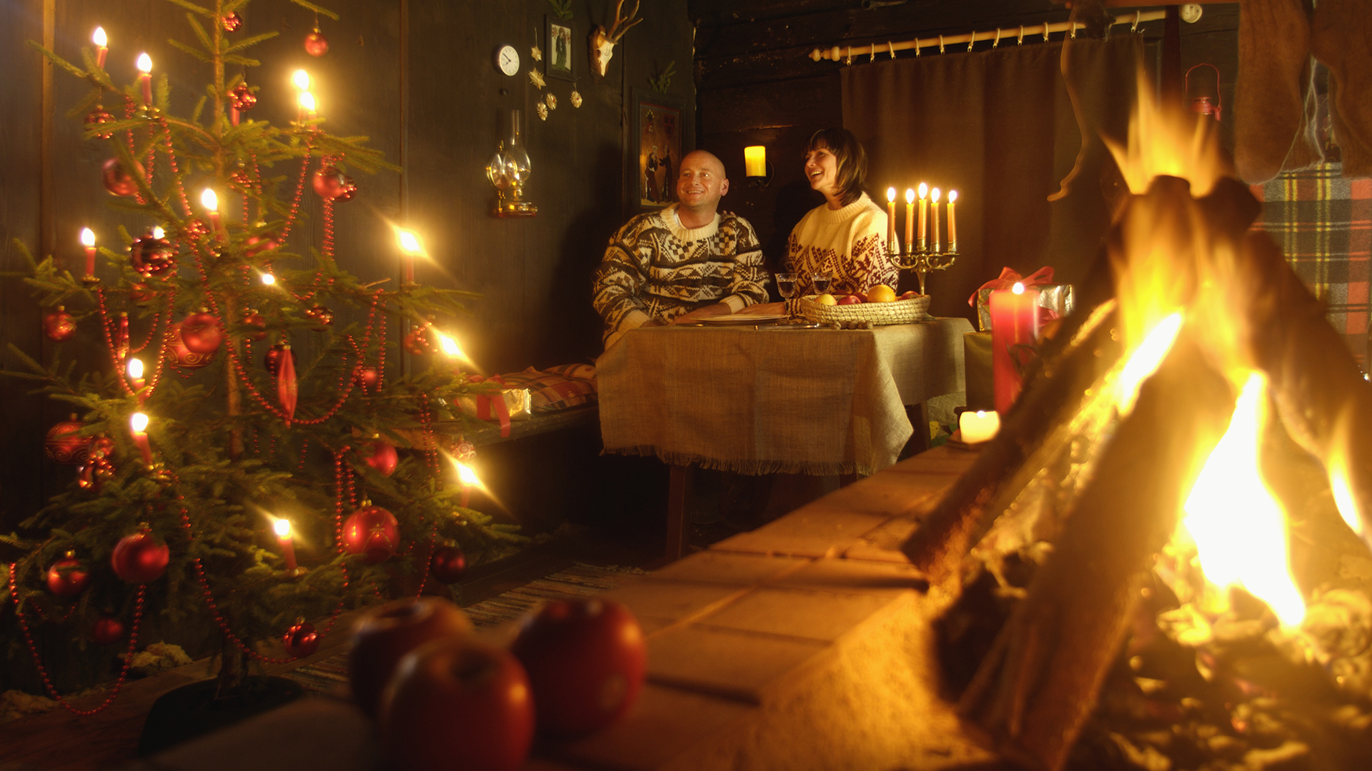 A karácsony veszélyeire figyelmeztet a Katasztrófavédelem