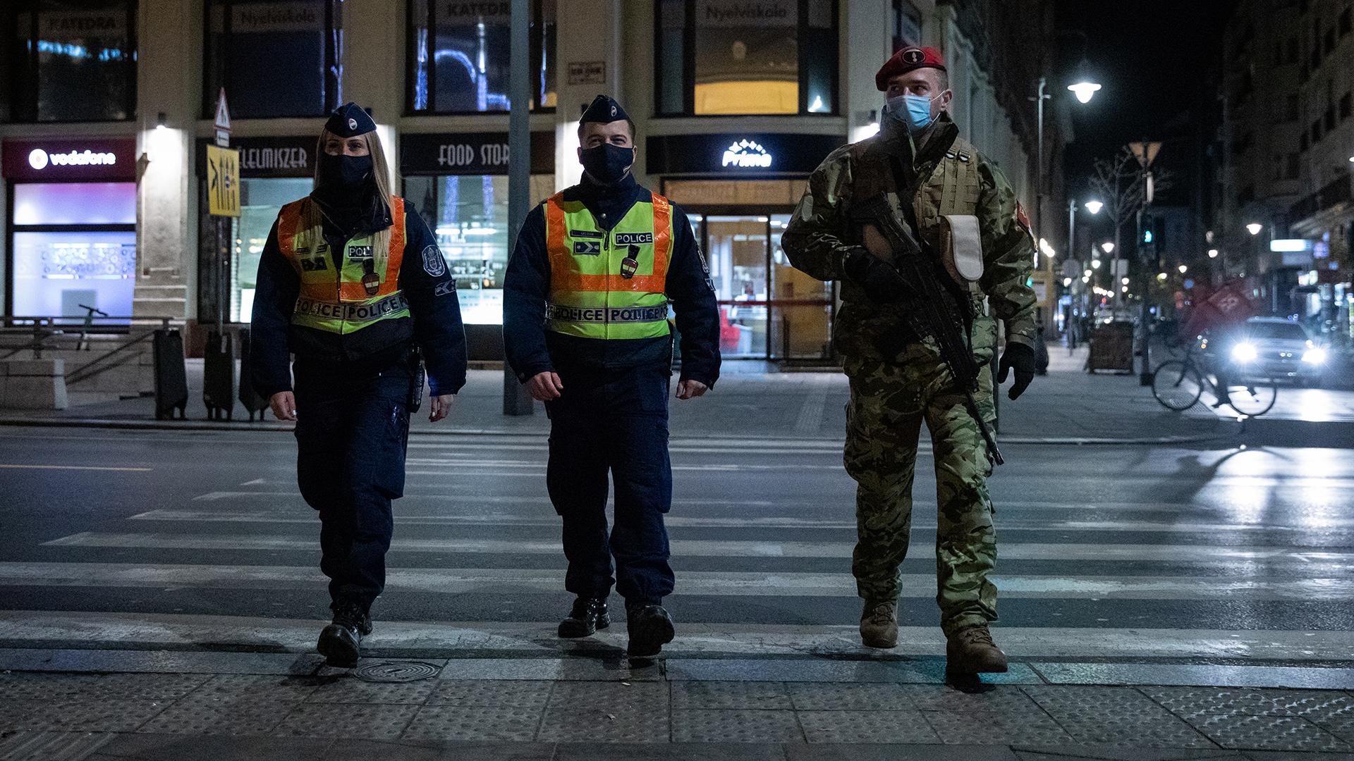 Illegális házibulihoz vonultak ki a rendőrök Újpesten