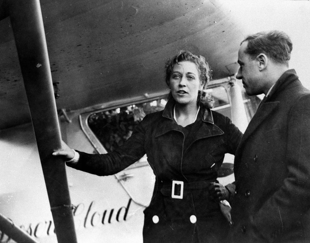 Lehet, hogy a mentésére indult hajó okozta a fiatal pilótanő, Amy Johnson vesztét