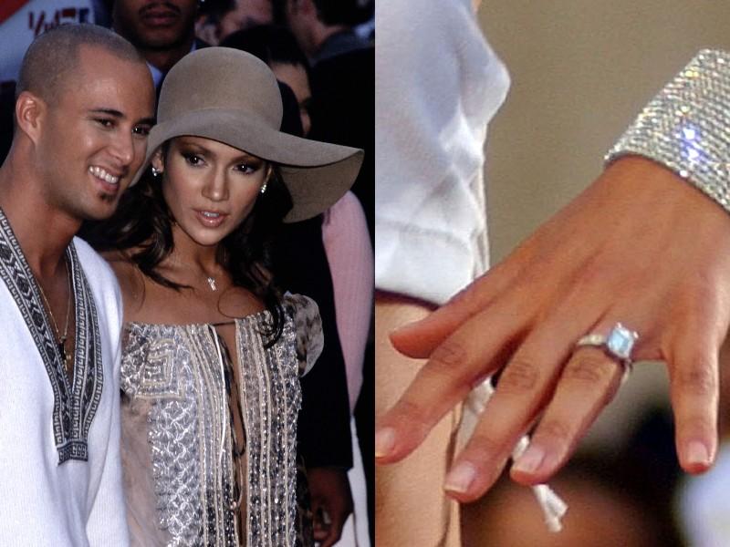 Jennifer Lopez és Cris Judd