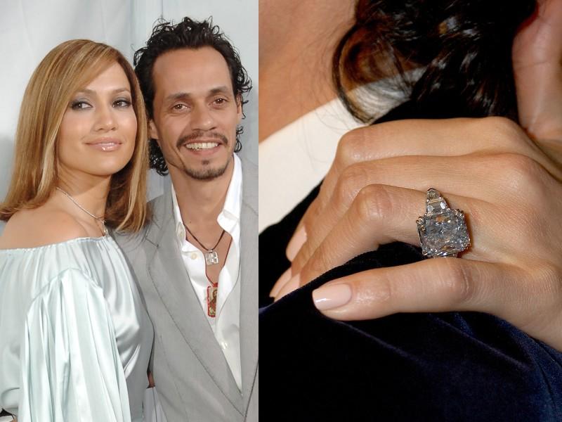 Jennifer Lopez és Marc Anthony